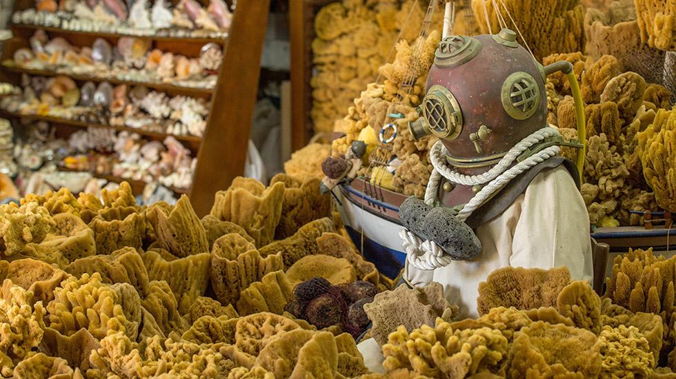 Kos Sponges Kalymnos of Kos Island