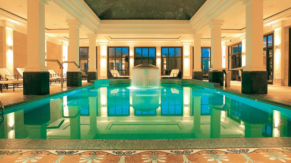 Aqua Elixir Thalasso Pool