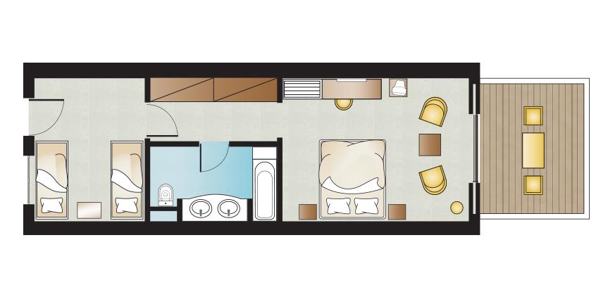 Kos-Imperial-Thalasso-Family-Bungalow-floorplan