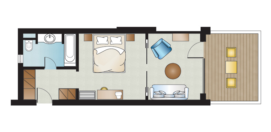 kos-imperial-Junior-Bungalow-Suite-floorplan