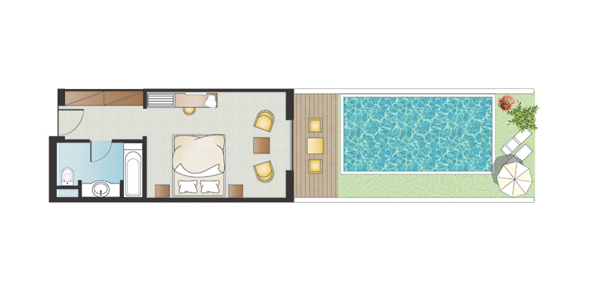 kos-imperial-first-row-bungalow-private-pool-floorplan