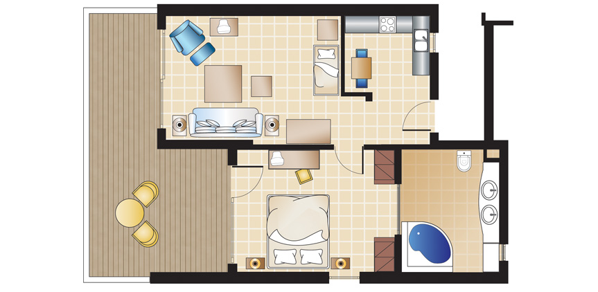 KIT-deluxe-bungalow-suite-kitchenette-floorplan-kos-imperial
