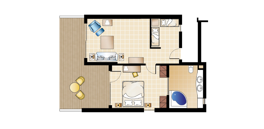Deluxe-Bungalow-Suite-floorplan-kos-imperial
