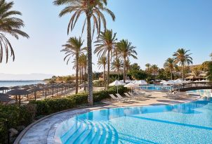 Main-Pool-Kos-Imperial-5-star-hotel-Kos